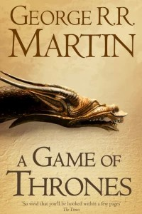 Book 1 Song of Ice and Fire -A Game of Thrones