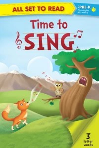 All Set to Read -Time to Sing-Pre K