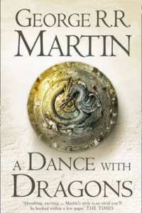 Book 5 Song of Ice and Fire-A Dance with Dragons