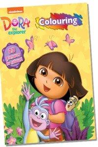 Dora the explorer - Colouring