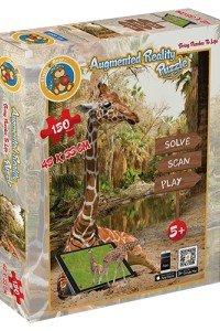 AR puzzle-Giraffe-150 pieces