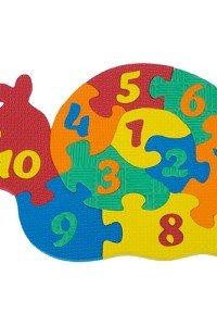 123 Snail Puzzle - 8001