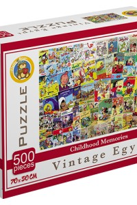 Childhood Memories – Vintage Egypt - VE-9010
